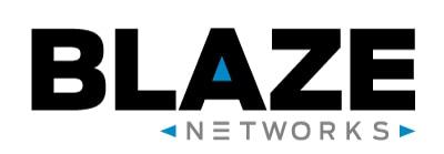 Blaze Networks logo