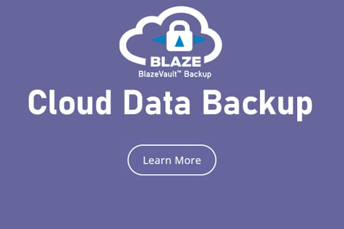 More on Blaze's online data backup service: cloud-based backup with Blaze Vault