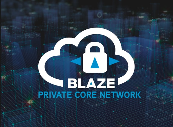 Blaze Cloud - our secure cloud hosting solution