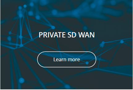 SD-WAN Provider delivering Private SD-WAN solutions to businesses across the UK